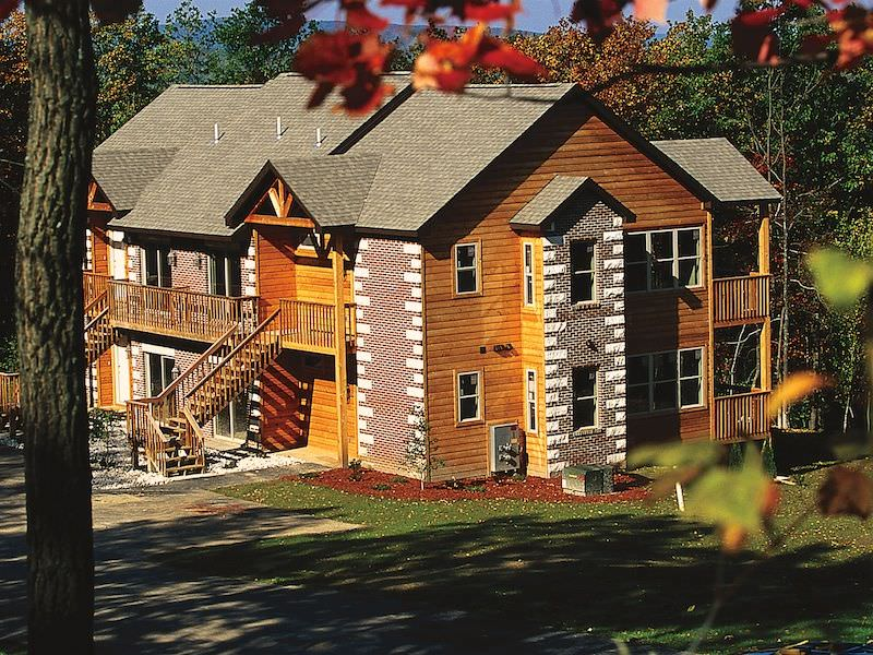 Photo of the Sugarloaf Townhomes